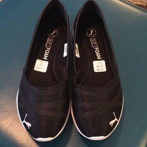 d2c7c6ca336754 Puma Shoes - Puma Vega Ballet Flume w Soft Foam Insert